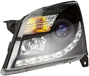 FK Automotive FKFSOP011019 Phares Daylight, Noir