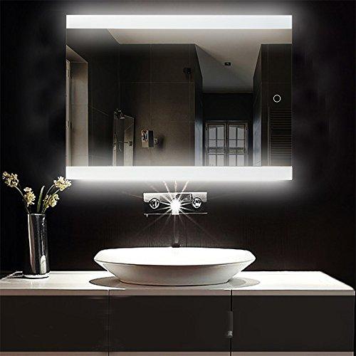 Turefans Increíble Espejo iluminación