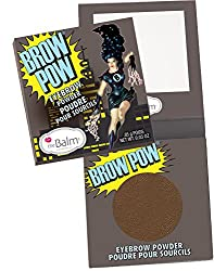theBalm BrowPow Eyebrow Powder - Dark Brown
