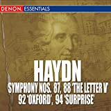 Symphony No. 92 in G Major