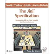The Jini(TM) Specification (The Jini(TM) Technology Series) by Ken Arnold (1999-06-30)