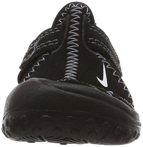 Nike Sunray Protect (Td), Chaussures Mixte Bébé Noir (Black/White/Dark Grey)