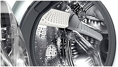 Bosch WAQ2848XES Inox 8Kg - Lavadora De Carga Frontal Waq2848Xes De 8 Kg Y 1.400 Rpm