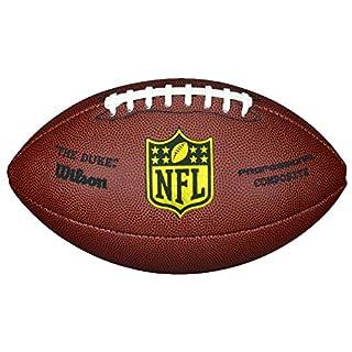Wilson American Football Recreational Use Standard Size Nfl Duke