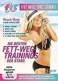 Fit for Fun - Fit wie die Stars: Die besten Fett-Weg Trainings [5 DVDs]