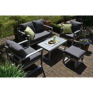 Lounge Gartenmöbel Aluminium Deine Wohnideende