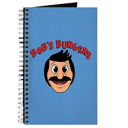 (CafePress–Bob 's Burgers Bob mit Spiralbindung Tagebuch Notizbuch, persönliches Tagebuch, mit)