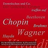 Dornröschen und Co.: Die berühmtesten Kinder- und Hausmärchen arrangiert mit Meisterwerken der klassischen Musik