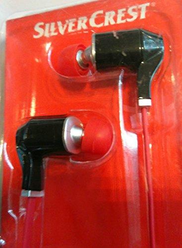 Kopfhörer Bluetooth - SilverCrest rot