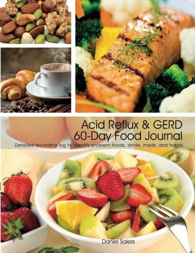 Acid Reflux and GERD 60-Day Food Journal
