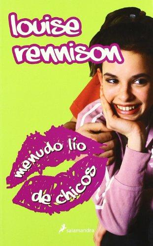 Menudo lio de chicos/ Stop In The Name Of Pants par LOUISE RENNISON