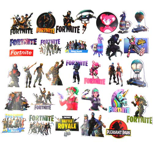48 Best Fortnite Stickers Decals Wall Art For Bedrooms
