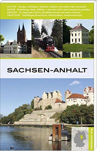Sachsen-Anhalt: Reiseführer