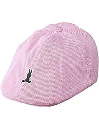 142cfc336cd Gorras para bebé, Dragon868 Unisex de algodón bebé franja boina gorra de béisbol  sombrero de