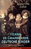Herrn de Charreards deutsche Kinder by Josephine Siebe front cover