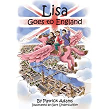 Lisa Goes to England (English Edition)