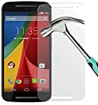 Gene-Z Moto G2 Anti Shatter Tempered Glass Screen Protector
