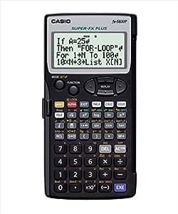 Casio FX 5800 P Calculatrice Programmable