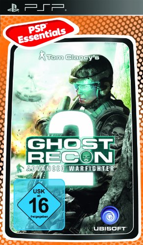 Tom Clancy's Ghost Recon - Advanced Warfighter 2 (Essentials) - [Sony PSP]