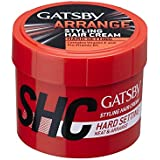 Gatsby Styling Hair Cream, Neat and Arrange, 250g