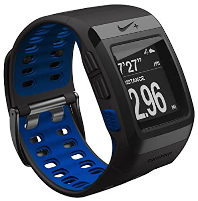 Nike + sportswatch - GPS de pulsera powered by tomtom