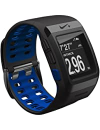 Nike+ SportWatch GPS powered by TomTom - Anthracite/Blue Glow