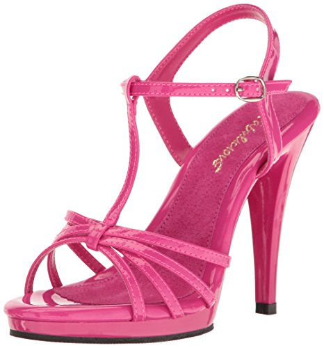 Fabulicious FLAIR-420 Damen Sandalette, Lack Hot Pink, EU 36 (US 6)