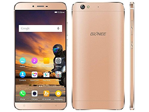Gionee S6 Rose Gold image