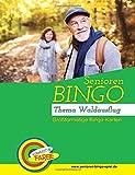 Senioren Bingo Waldausflug: Bingo-Vorlagen zur Seniorenbeschäftigung (Senioren-Bingo-Spiel.de)