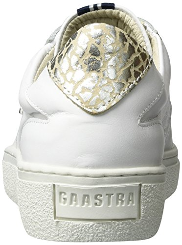 Gaastra - Cat Nappa, Pantofole Donna Bianco