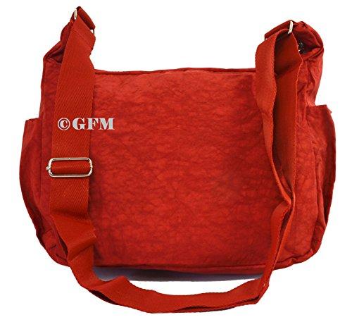 GFM Fashion , Borsa Messenger  Bambine e ragazze Uomo Donna Bambini e ragazzi Style 0 - Dark Brown