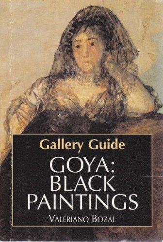 Goya: Black Paintings by Valeriano Bozal (1999-01-01)