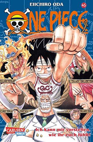 One Piece, Bd.45