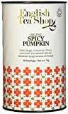 English Tea Shop - Spicy Pumpkin, BIO, 50 Teebeutel in Dose (Winter Collection)