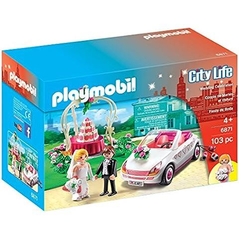 Playmobil City Life 6871 figura de construcción - figuras de construcción (Playmobil, Multi, Cualquier