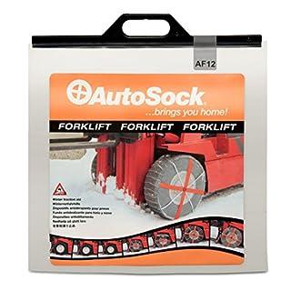 AutoSock - die sichere, Textile Anfahrhilfe statt Schneeketten für Gabelstapler, Reifensocken mit TÜV Zulassung (AF32)