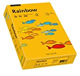 Papyrus 88042409 Druckerpapier Rainbow 80 g/m², A4 500 Blatt mittelorange