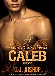CALEB TRILOGY (Phoenix Club Volume 2) (English Edition)