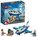 Lego 60206 City Polizei Flugzeugpatrouille, bunt