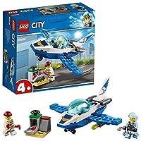 Introduci il tuo bambino alle emozionanti avventure di LEGO® City con un set di giochi Sky Police!Aiuta il tuo bambino a sorvegliare LEGO® City con l'eccezionale set Pattugliamento della Polizia aerea 60206. Questo set LEGO 4+, appositamente ideato p...