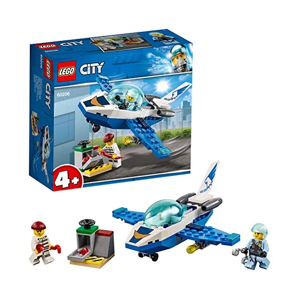 LEGO City - Pattugliamento della Polizia aerea, 60206 1 spesavip