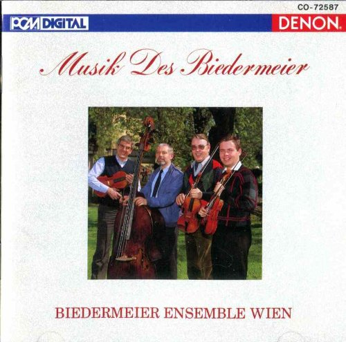 Strauss Sr. / Staruss Jr. / Lanner: Musik des Biedermeier