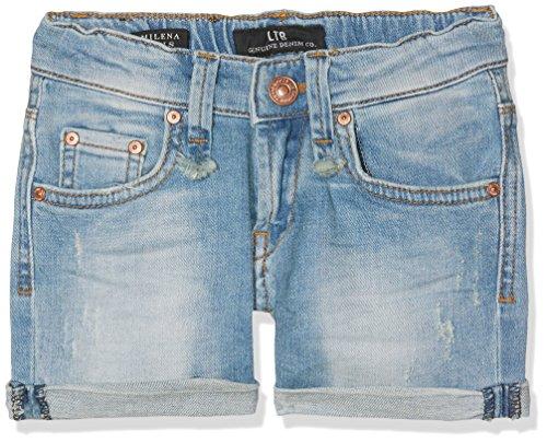 LTB Jeans Mädchen Shorts Milena G, Blau (Dotty Wash 50671), 176 (Herstellergröße: 16)