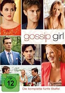 Gossip Girl - Die komplette fünfte Staffel [5 DVDs]