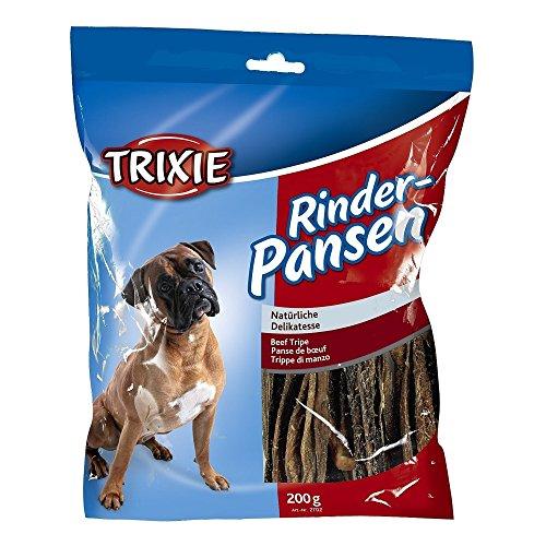 Trixie - Trippa di manzo essiccata per cani (5 kg) (Naturale)