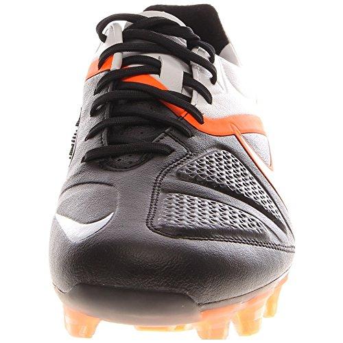 Nike CTR 360 Maestri II Fester Boden Fußballstiefel Schwarz