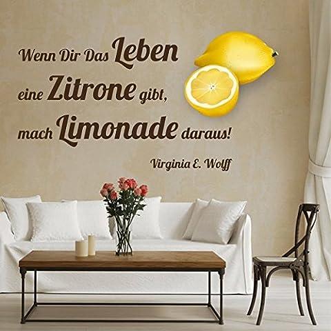 Si vous faites la vie, citron, soda en un!, Mint