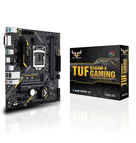 ing LGA1151 (Intel 8th Gen) DDR4 HDMI VGA M.2 B360 Micro ATX Motherboard ()