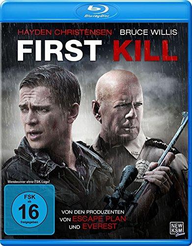 First Kill [Blu-ray] (Kill La Kill Blu-ray)