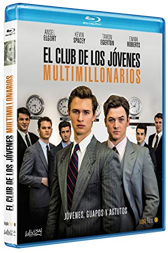 Billionaire Boys Club (Spanish Release) El Club De Los Jóvenes Multimillonarios -